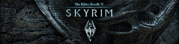 Логотип The Elder Scrolls 5: Skyrim