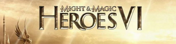 Логотип Might & Magic Heroes VI