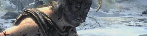 The Elders Scrolls 5: Skyrim внутриигровой трейлер