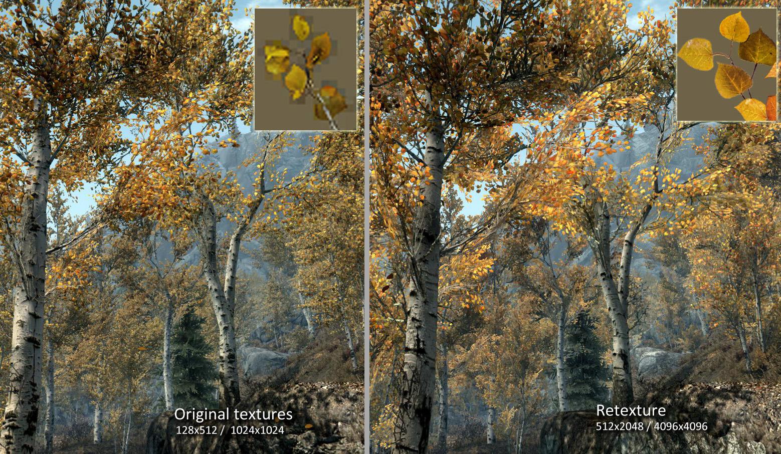 Vurts Skyrim Flora Overhaul