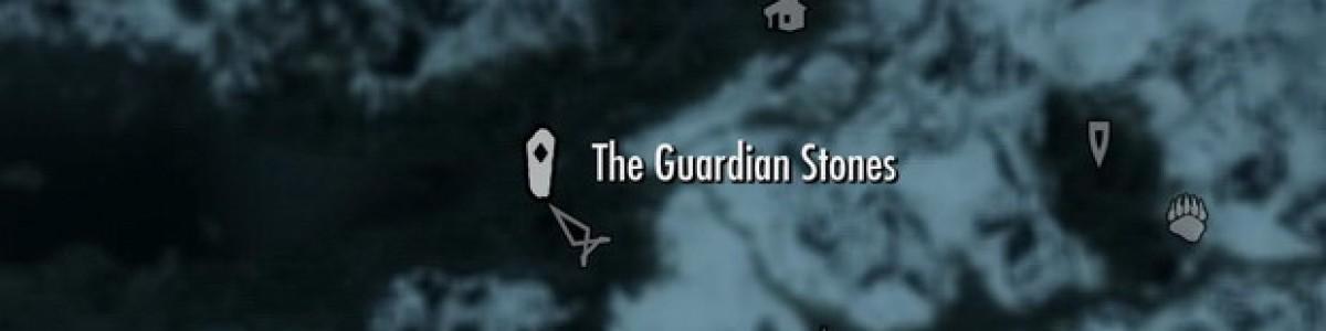 TES 5: Skyrim — камни созвездий