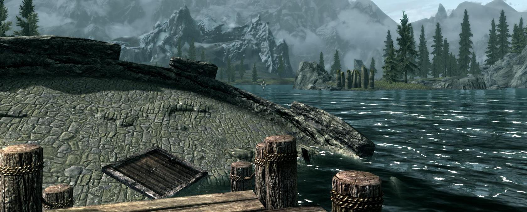 Вход в Глубины Илиналты