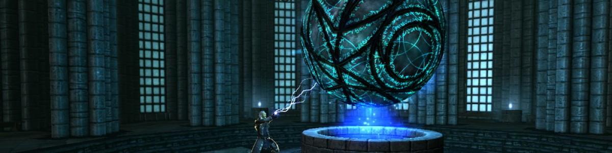 TES 5: Skyrim — Коллегия Винтерхолда