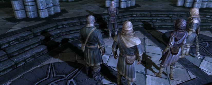 Толфдир и студенты