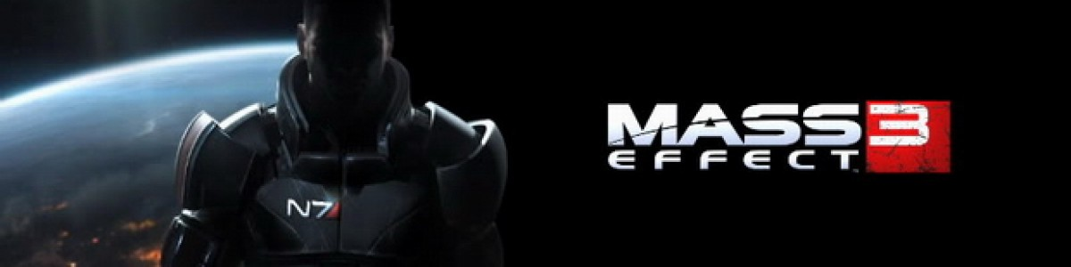 Mass Effect 3 — Штурмовик