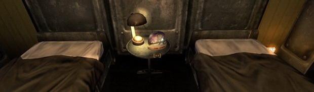 "Снежный шар в отеле ""Убежище 21"""
