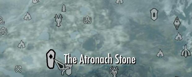Местоположение камня Атронаха