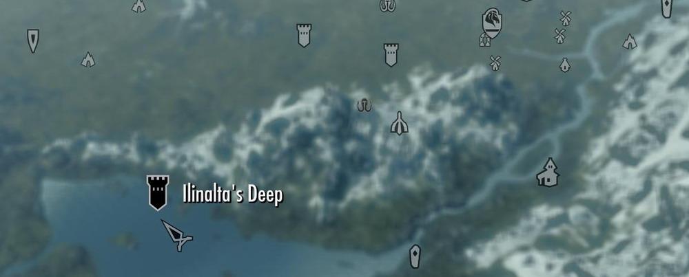 Глубины Илиналты (Ilinalta's Deep)