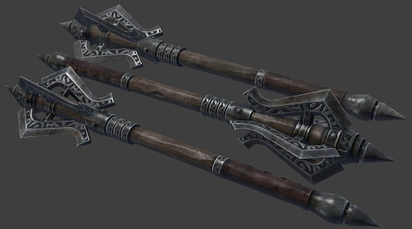 Weapon Retexture Project