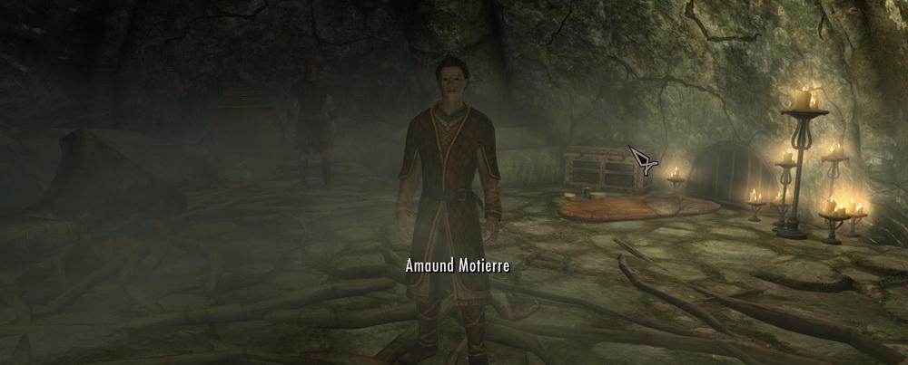 Амон Мотьер (Amaund Motierre)