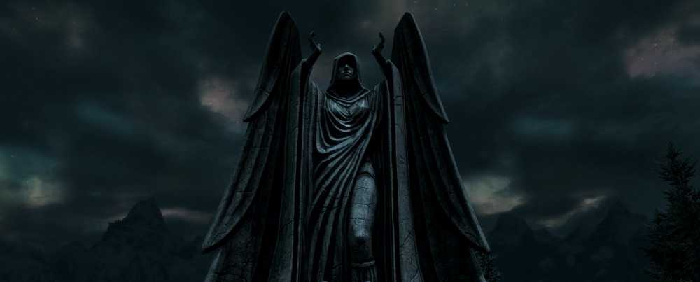 Статуи Миридии