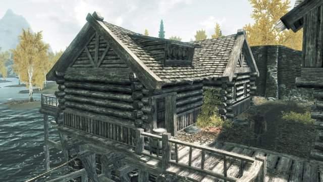 Дом в Рифтене