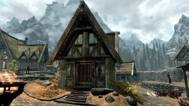 Дом в Вайтране