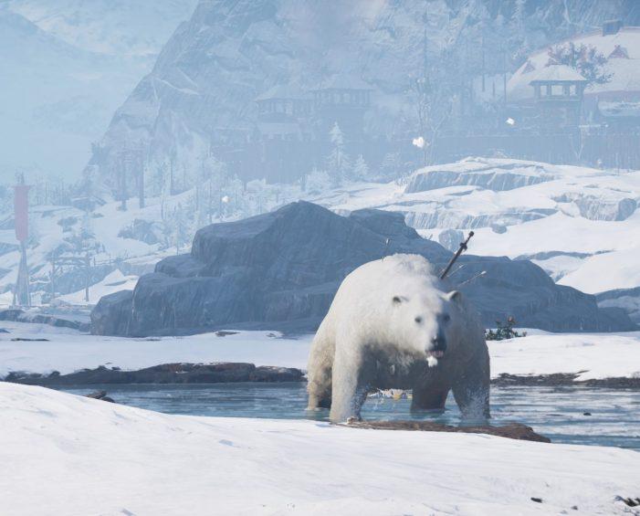 Медведя Синих Вод в Assassin's Creed: Valhalla