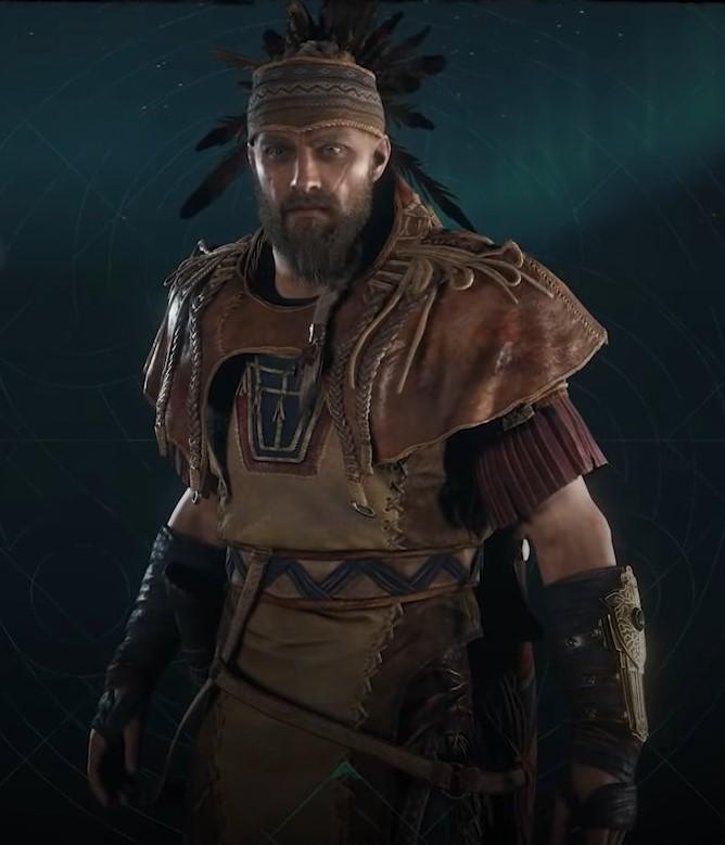Сет брони Аренхаре 'Ко:Ва в Assassin's Creed Valhalla