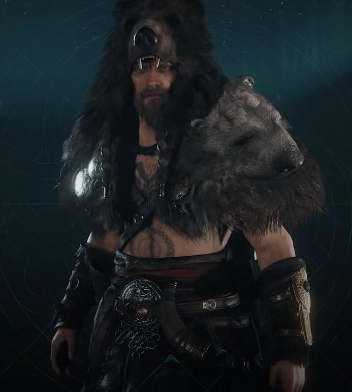 Сет брони Берсерка в Assassin's Creed Valhalla