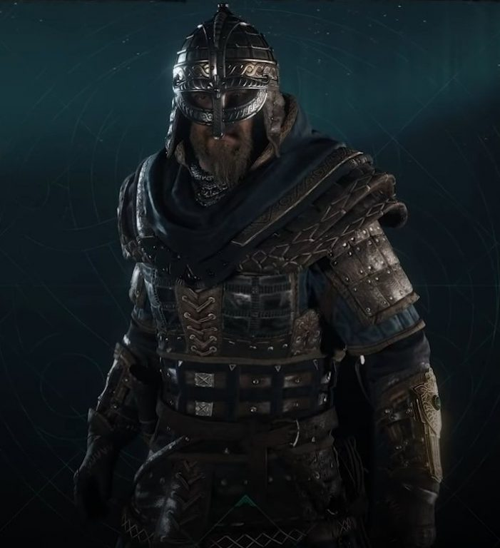 Сет брони Бригантины в Assassin's Creed Valhalla