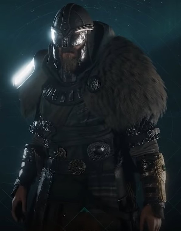 Сет брони Галогласса в Assassin's Creed Valhalla