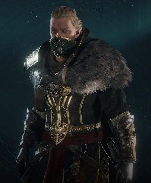 Сет брони Незримых в Assassin's Creed Valhalla