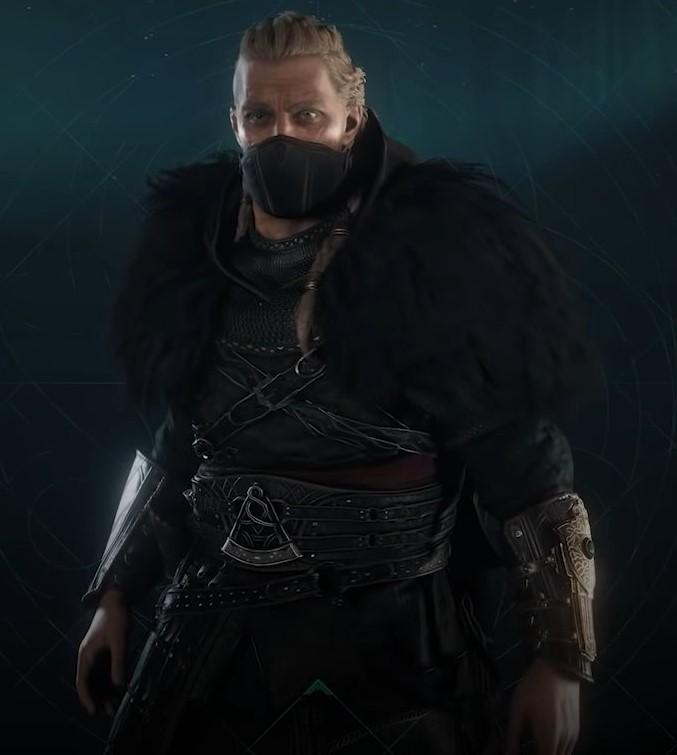Сет брони Магистра в Assassin's Creed Valhalla