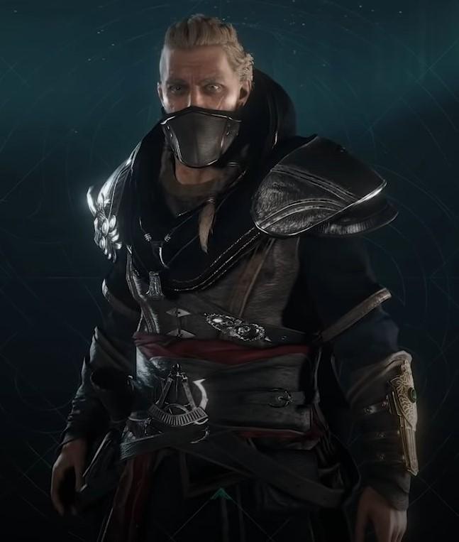 Сет брони Наставника в Assassin's Creed Valhalla