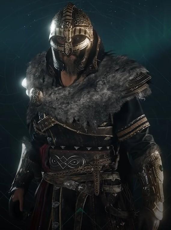 Сет брони Клана Ворона в Assassin's Creed Valhalla