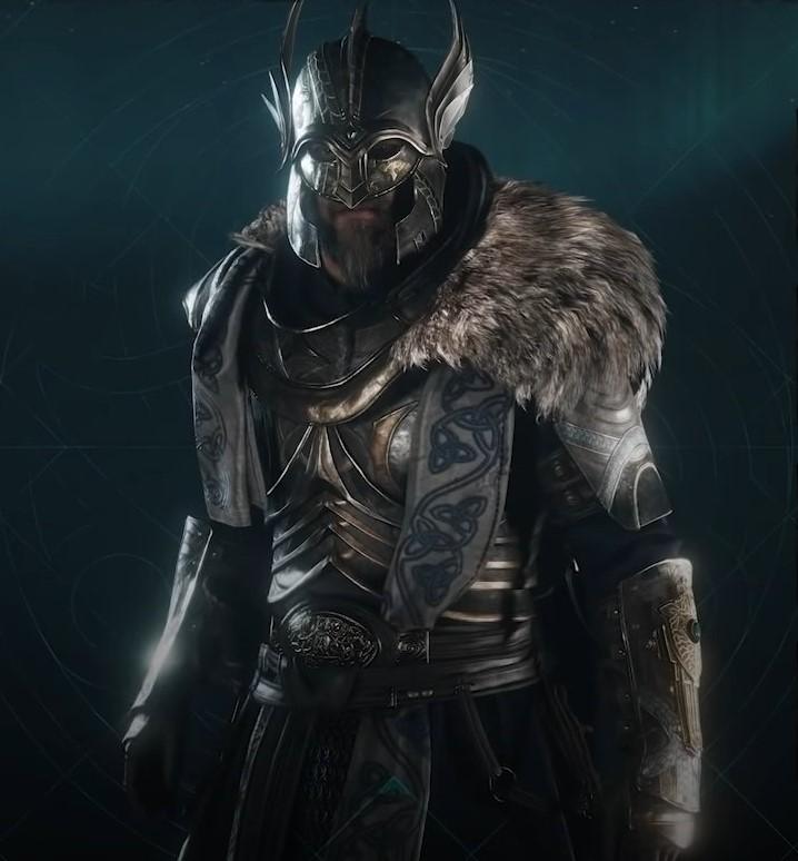 Сет брони Тора в Assassin's Creed Valhalla