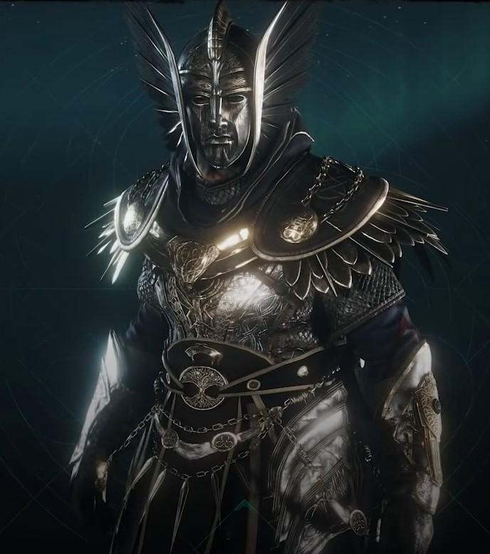 Сет брони Валькирии в Assassin's Creed Valhalla